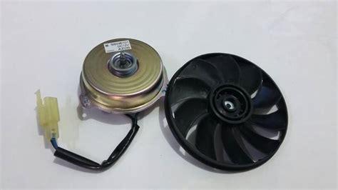 Kipas Radiator Motor Yamaha Vixion jual dinamo dan kipas radiator vixion jupiter mx r15