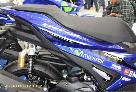 Yamaha Aerox 155 Gp Movistar koleksi 95 gambar motor yamaha aerox gp terbaik