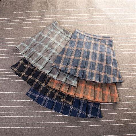 cute kilt pattern 32 best cute aesthetic skirts images on pinterest skirts