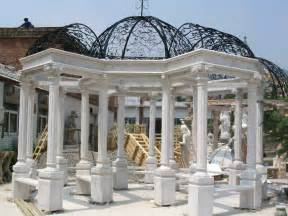 Stone marble gazebo gr030 sell stone gazebos on made in china com