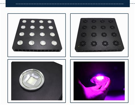 Top 5 Led Grow Lights 2016 - 2016 top spider 16 high power driver 1200w cob led