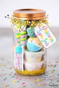 Colorful Kitchen Ideas unicorn spa jar the gunny sack