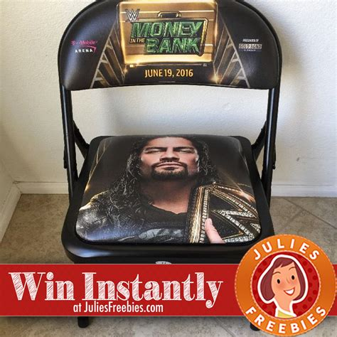 Wrestlemania 34 Sweepstakes Winners - mars wwe combos c store instant win game julie s freebies