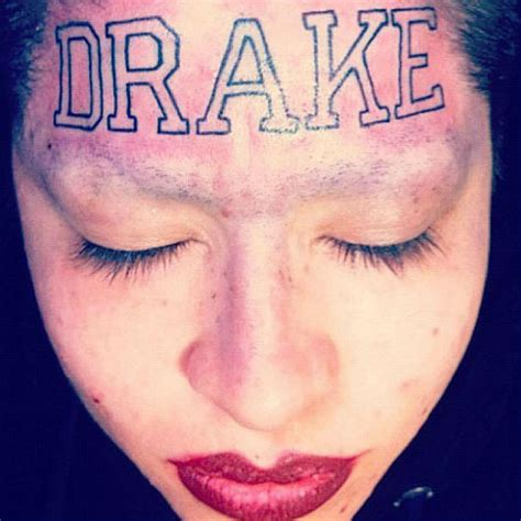 Worst Bald Of The Day by The Worst Band Tattoos In The History Of The World Gigwise