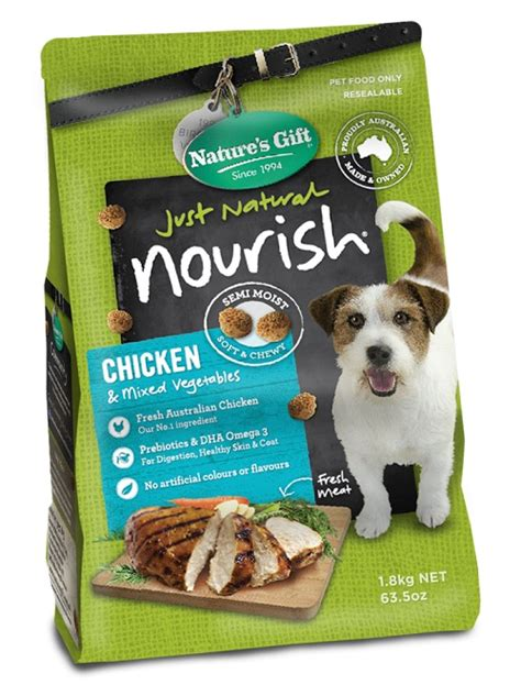 when do puppies start food nature s gift nourish pet food reviews australia