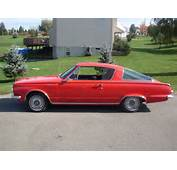 The Early A Body Forum My New 64 Barracuda