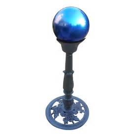 Gazing Ball Stand Ideas Shop Oakland Living 22 25 In Gazing Ball And Stand At