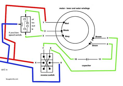 psc wiring diagram wiring diagram with description