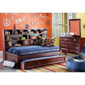 rooms to go kid league 7 pc daybed bedroom rooms to go