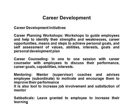 career development essay career goal essay sample cover letter