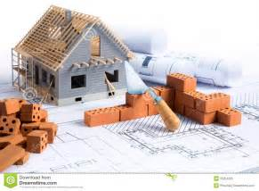 free home builder house in construction project stock photo image 55254335