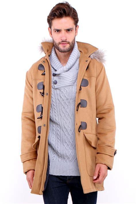 Jaket Pria Portgas Navy Populer Korea coat pria korea style jaket musim dingin pria