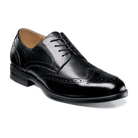 florsheim oxford shoes florsheim mens midtown wingtip oxford ebay