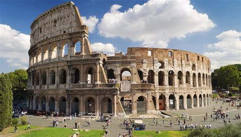 Home Design Stores Rome by How To Build A Model Of The Coliseum For A Project