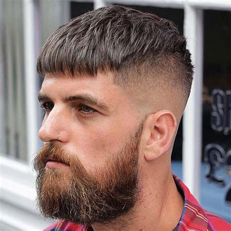 fade haircuts and beards beard fade cool faded beard styles
