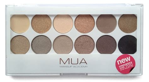 Mua 12 Shade Heaven And Earth Palette mua makeup academy me palette you will be mine