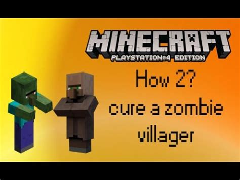 zombie villager tutorial full download minecraft xbox 360 tu16 12 converting a