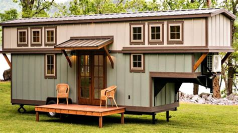 buy a tiny house on wheels stunning well crafted gooseneck tiny house on wheels
