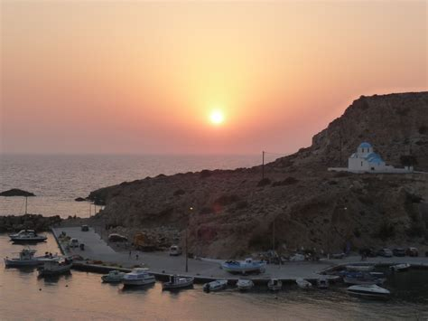 karpathos turisti per caso tramonto a finiki viaggi vacanze e turismo turisti per