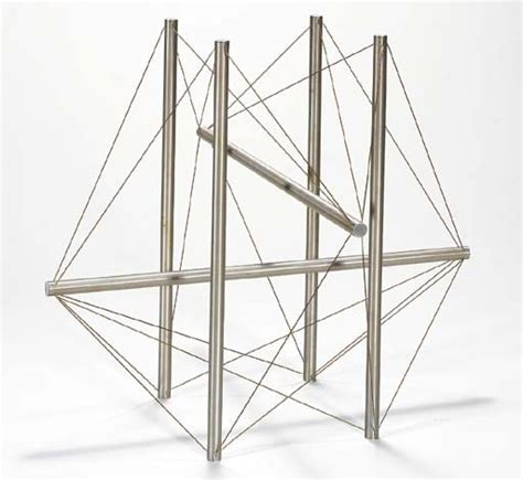 Tensegrity L by Kenneth D Snelson Works On Sale At Auction Biography