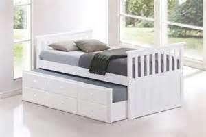 broyhill lit de capitaine avec lit gigogne et tiroir