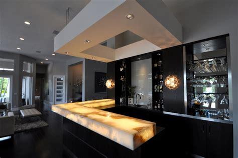 Innovative Bar Design Renovation West Delray Fl Moderne Bar De