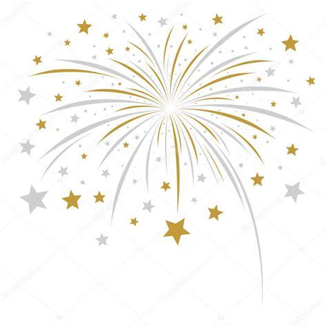 clipart fuochi d artificio disegno di fuochi d artificio su sfondo bianco