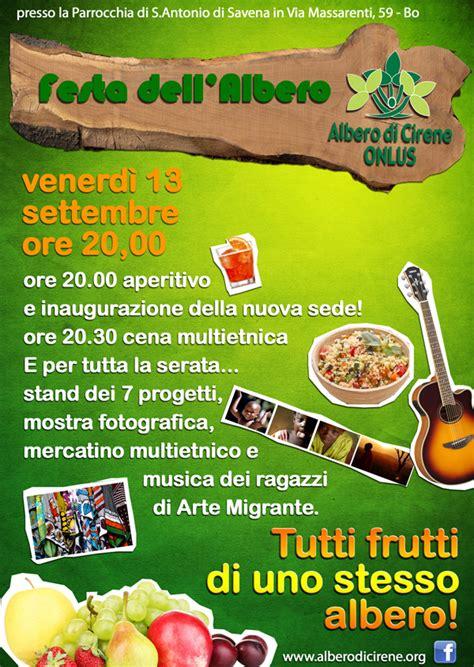 mercatino alimentare volantino albero di cirene 187 archive 187 13 settembre la festa