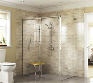 Bath Showers For Elderly walk in showers for the elderly wet rooms mobility plus
