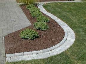 Paver Patio Edging Paver Edging Simons Landscaping Chesterton In
