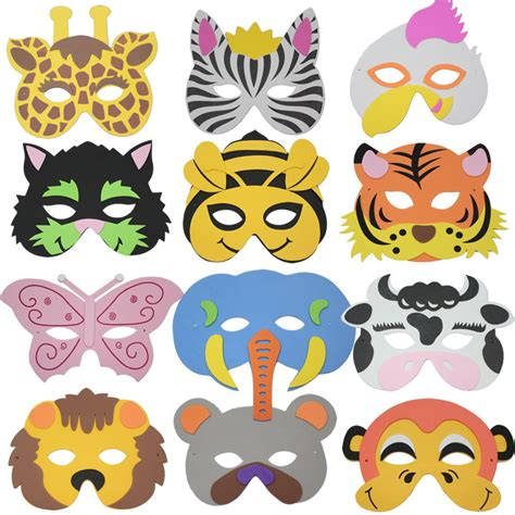 幼儿园动物头饰图片 幼儿园动物头饰制作 幼儿园动物头饰图案 快步热图 快步摄影信息网