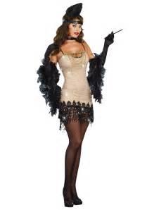 Womens Halloween Costumes Women S Jazzy Jezebel Flapper Costume