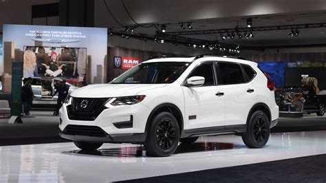 2017 Nissan Rogue Wars Edition Lands In L A With