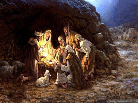 creation  written truth merry christmas merry jesus birth virgin merry christmas
