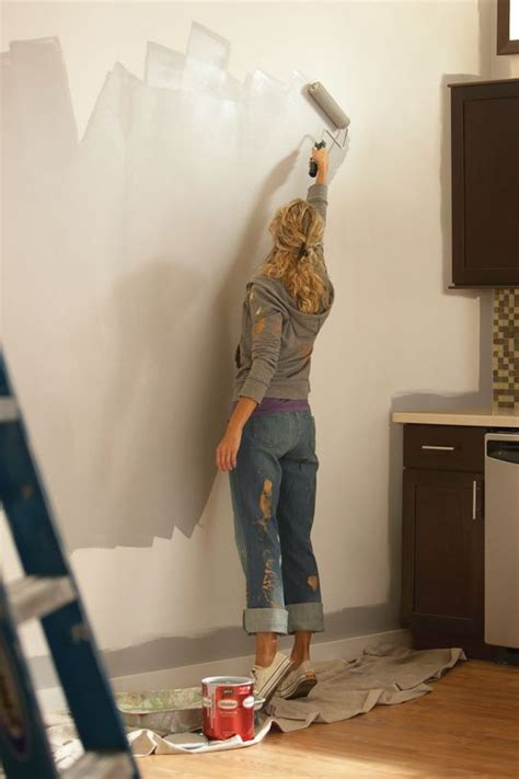picking walls you ve finally picked the right wall color but how do you