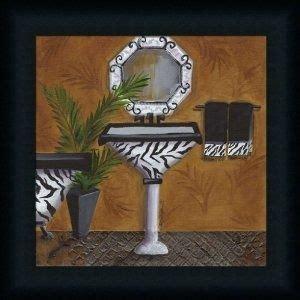 zebra themed bathroom 109 best images about safari bathroom on pinterest