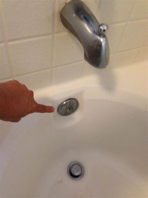 bathtub wont drain sterling bathtub drain removal bathtub won t drain at all