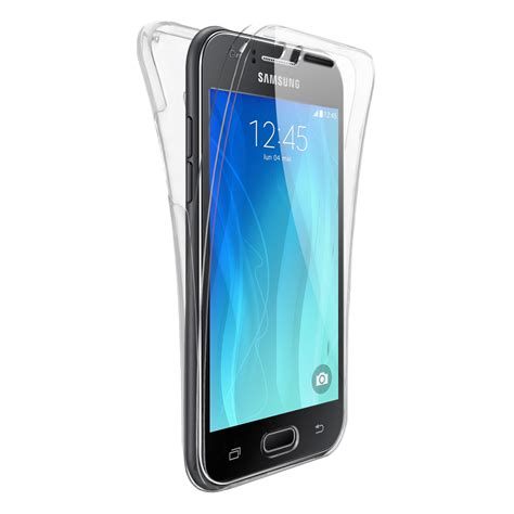 Samsung Galaxy J7 Prime Front Back Clear Tpu Soft Cover Casing samsung galaxy j1 j100 tpu gel defense 360 176 front back clear
