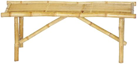 bamboo bench bar bamboo bench bamboo furniture and decor