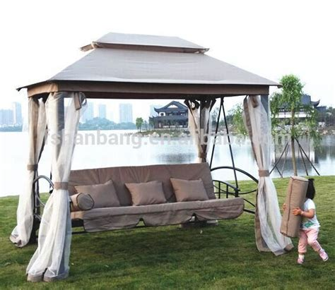 reclining patio swings with canopy 3 seater swing canopy buy 3 seater swing canopy gazebo