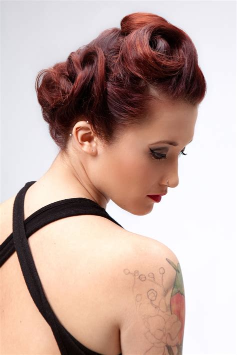hairstyle pin ups how to create the perfect pin up hair