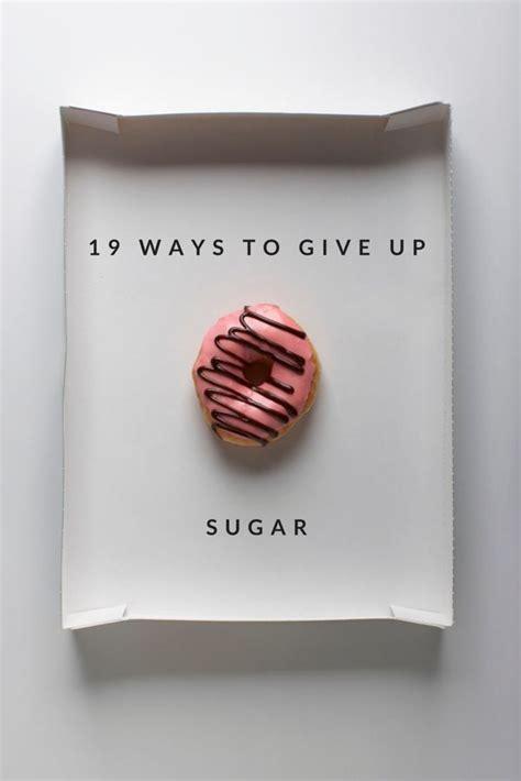 Best Way To Detox From Sugar by Best 25 Sugar Cleanse Ideas On Sugar Detox