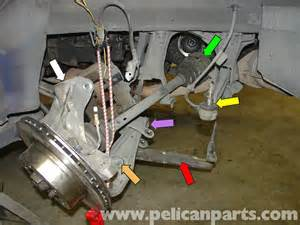 Porsche Boxster Suspension Parts Porsche Boxster Shocks Replacement 986 987