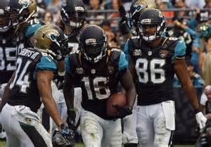 Jacksonville Jaguars Robinson Football Waiver Wire 2014 Top 10 Week 9