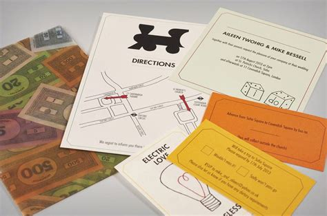 wedding invitation design games 50 best images about monopoly on pinterest john deere