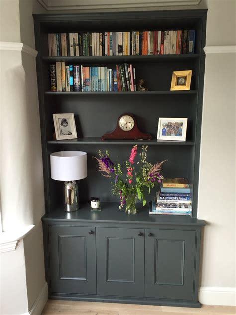 dad built this living room shelf bespoke hand built carpentry wardrobes alcove units