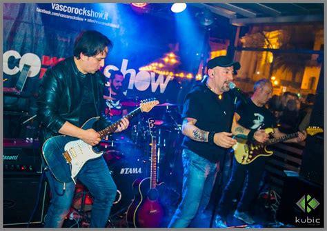vasco rock vasco rock show 2018 la data zero al teatro comunale di
