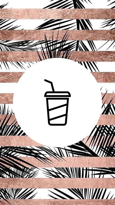 instagram highlight cover food drink