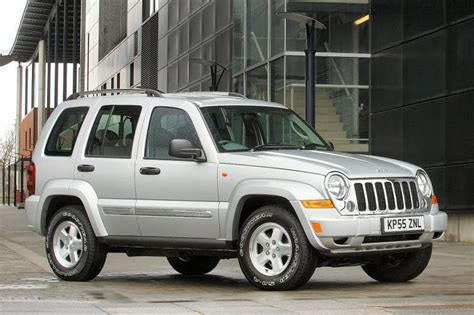 Jeep Chrysler Uk Review Chrysler Jeep 2 8 Crd New Car