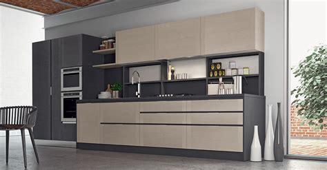 cucine moderne lineari cucine moderne lineari compatte pi 249 mai in soli 3